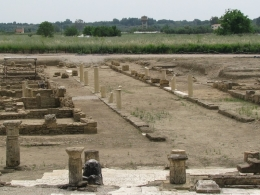 Archaeological site of Ilida