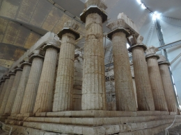 Temple of Epicure Apollo
